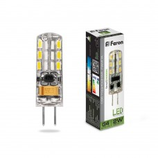 Лампа светодиодная Feron LB-420 G4 2W 4000K