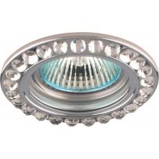 Светильник встраиваемый Feron DL111-C потолочный MR16 G5.3 хром