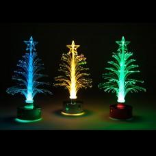Световая фигура 1LED*12шт (3 шт красных; 3 шт зеленых; 3 шт золотых; 3 шт серебряных) IP20 12 см, LT047