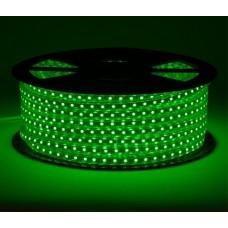 Светодиодная лента 220V GY-SMD3014-120L-G (12W/M) зелёный