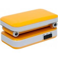 Настольный светодиодный светильник Feron DE1700 2W, желтый