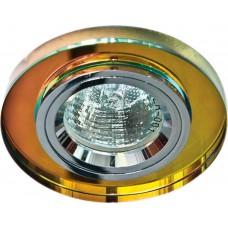 Светильник встраиваемый Feron 8060-2 потолочный MR16 G5.3 мультиколор
