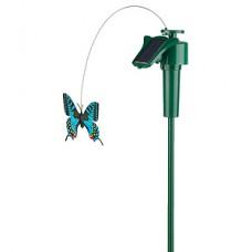 Цветная бабочка на тонкой проволоке SL-PL42-BTF