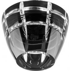 Светильник встраиваемый Feron CD2112 потолочный JCD9 G9 прозрачно-черный