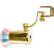 Светильник для витрин, MR16 G5.3 золото, 1436
