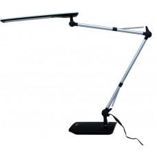 Настольный светодиодный светильник Feron DE1721 5W, серебро