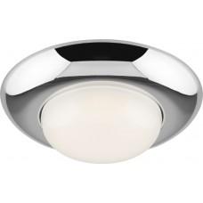 Светильник встраиваемый Feron 2767 потолочный R50 E14 хром