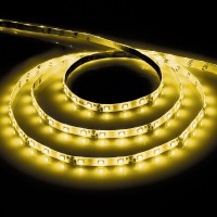 Cветодиодная LED лента Feron LS603, 60SMD(3528)/м 4.8Вт/м 1м IP20 12V желтый