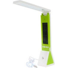 Настольный светодиодный светильник Feron DE1711 2W, зеленый