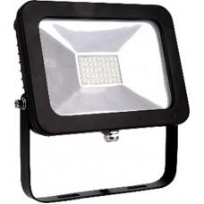 Светодиодный (LED) прожектор FL SMD Smartbuy-30W/6500K/IP65 (SBL-FLSMD-30-65K)