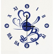 Часы-наклейка на стену Feron NL31 с питанием от батареек