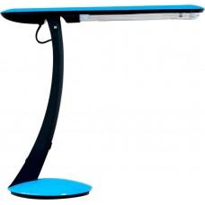 Настольная лампа Feron DE1101 2G7, синий