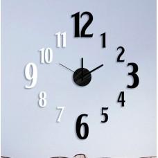 Часы-наклейка на стену Feron NL36 с питанием от батареек