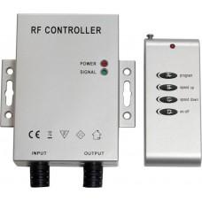 Контроллер для светодиодной ленты RGB DC12V, IP20, LD10