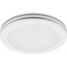 Светодиодный светильник накладной Feron AL579 тарелка 18W 4000K белый