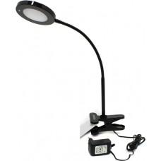 Светодиодный настольный светильник (LED) Smartbuy-8W /Clip (SBL-DLCLIP-8-K)