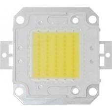 Светодиод мощный,80W 7200Lm 6400K, LB-1180