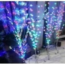 Светящееся дерево 120 см RGB