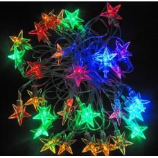 """Гирлянда """"Фигурки"""" RGB LED 4,5 м"""