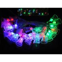 """Гирлянда """"Колокольчики"""" RGB LED 4 м"""